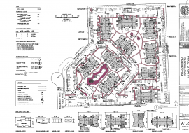 Willowbend Site Plan